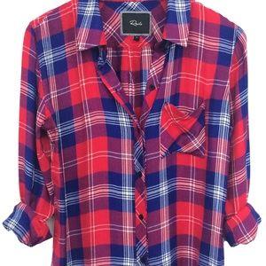 Rails Women Plaid Shirt SZS